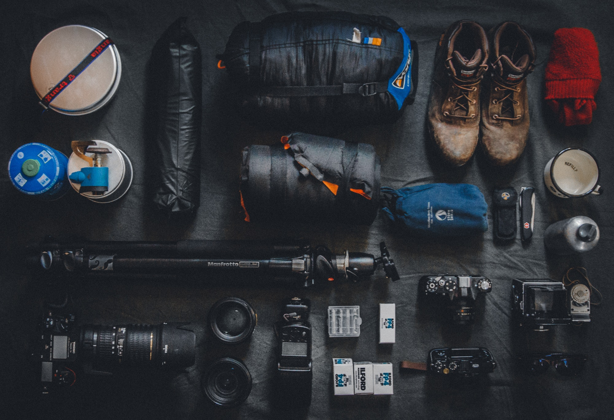 travel photography essentials